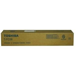 Toner oryginalny toshiba t-fc28ey tfc28y żółty - darmowa dostawa w 24h