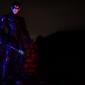 Batman arkham city - nightwing - plakat wymiar do wyboru: 70x50 cm