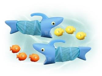 Gra zręcznościowa - Złap rybkę