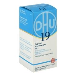 Biochemie dhu 19 cuprum arsenicosum d6 w tabletkach