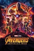 Avengers: infinity war - plakat filmowy