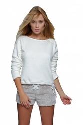Piżama damska komplet soft sensis