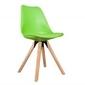 Interior space :: krzesło astoria limonkowe