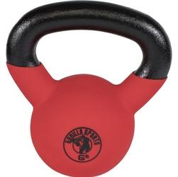 6 kg kettlebell gumowany hantel crossfit gorilla sports