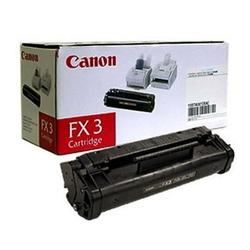 Toner Oryginalny Canon FX-3 1557A002BA Czarny - DARMOWA DOSTAWA w 24h