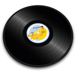 Podstawka okrągła Banana Vinyl Joseph Joseph 90002