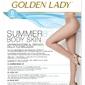 Rajstopy z efektem opalonej skóry golden lady 8 den