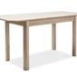 Stół do jadalni georgina 120x68 dąb sonoma
