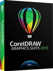 Corel CorelDRAW GS 2019 PL Box  MAC CDGS2019MMLDPEU