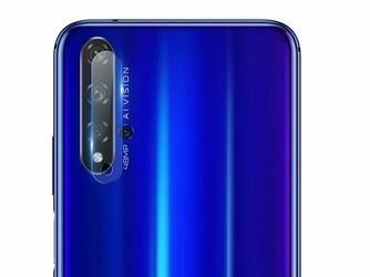 Szkło hartowane Alogy na tył obiektyw do Huawei Honor 20