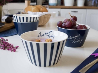 Miska  salaterka porcelanowa altom design today 12,5 cm 2 wzory