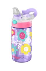 Kubek dziecięcy Contigo Gizmo Flip 420 ml - Wisteria Flowers On The Vine - Fioletowy
