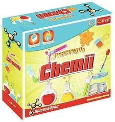 Science 4 you chemia pracownia chemii 60511 trefl