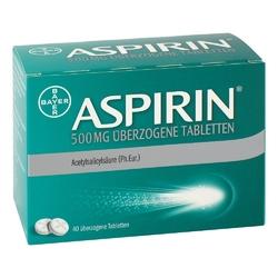 Aspirin 500mg tabletki