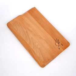 Deska do krojenia  serwowania practic tereska drewniana 32 cm
