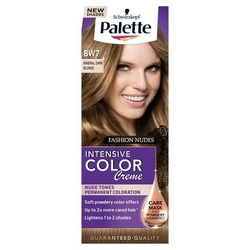 Palette, intensive color creme, farba do włosów, bw-7 mineralny ciemny blond