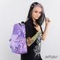 Plecak spiral purple rave