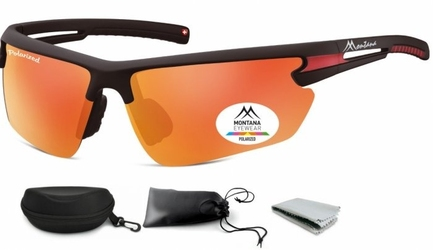 Sportowe okulary lustrzane z polaryzacją montana sp305b