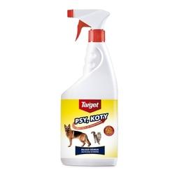 Spray odstraszający psy i koty – 600 ml target