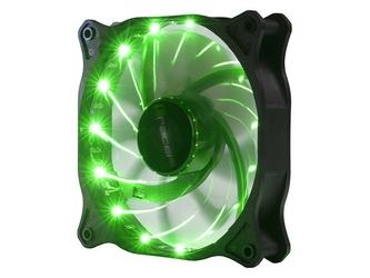 Tracer Wentylator ATX LED 12cm zielony