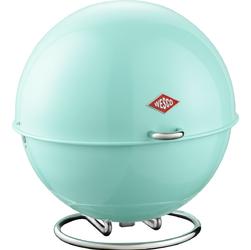 Miętowy pojemnik na pieczywo kula Superball Wesco 223101-51