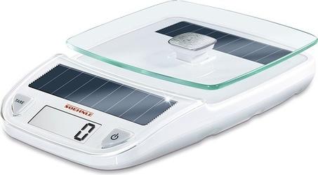 Waga kuchenna elektroniczna easy solar biała