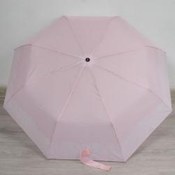 Parasol składany doppler pa139 jasny różowy - jasny różowy