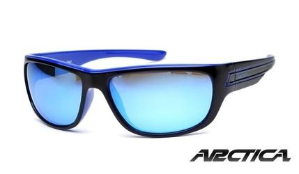 Okulary arctica s-1008 junior revo z polaryzacją