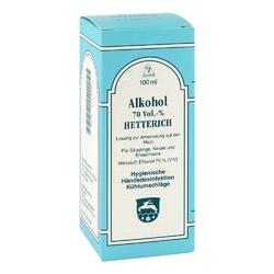 Hetterich 70 roztwór alkoholowy