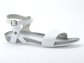 Sandały lemar 40027 bf. biały
