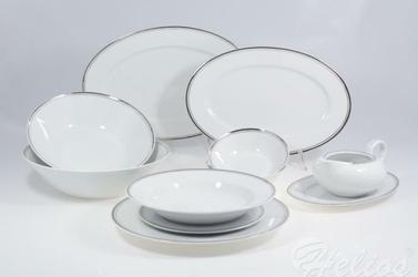 Serwis obiadowy bez wazy dla 12 os. 44 części - G238 YVONNE