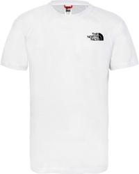 T-shirt męski the north face north faces t0ceq8la9