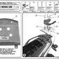Givi e682 adapter monokey gilera nexus 500 05
