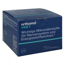 Orthomol vital f granulat + kapsułka+ tabletka