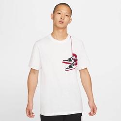 Koszulka air jordan aj1 crew neck t-shirt - cz0432-100