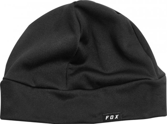 Fox czapka  polartec black