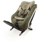 Concord reverso plus moos green fotelik rwf z i-size + lusterko dla dziecka