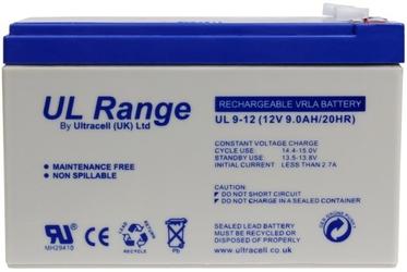 Akumulator agm ultracell ul 12v 9ah żelowy - szybka dostawa lub możliwość odbioru w 39 miastach