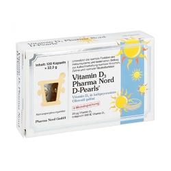 Witamina d3 pharmanord kapsułki