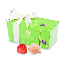 Ballotin green ślimak no.1 pralinki dla dzieci