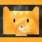 Etui na karty kredytowe - kotek