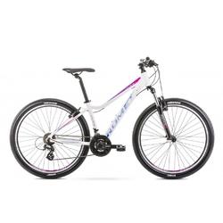 Rower górski romet jolene 7.0 2021, kolor biały, rozmiar 15