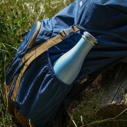 Butelka termiczna stalowa 0,75 litra lurch perłowo-niebieska lu-00240960