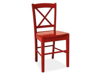 Krzesło cd-56 czerwony