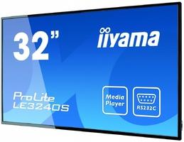 Iiyama 32 le3240s-b2 va,dvi,hdmi,usb,2x10w,fhd,127,