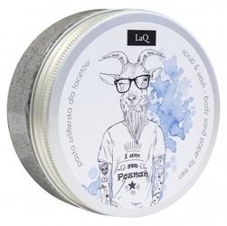 Laq body scrubwash peeling myjący do ciała dla facetów 200ml