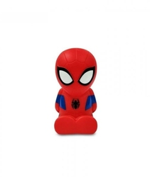 Lampka nocna spiderman 3d led zmieniająca kolory
