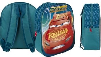 Plecak 3d cars auta plecaczek wypukły disney pixar new