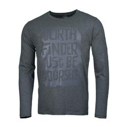 Koszulka męska northfinder fausto tr-3263snw