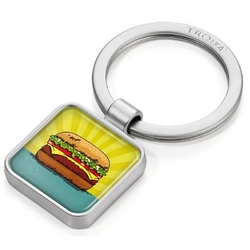 Troika – breloczek app keyring burger